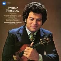 Paganini: Violin Concerto No. 1 & Sarasate: Carmen Fantasy