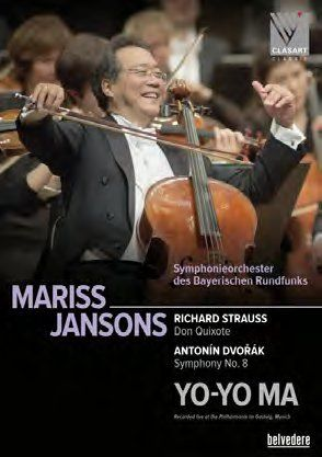 Richard Strauss: Don Quixote & Dvorak: Symphony No. 8