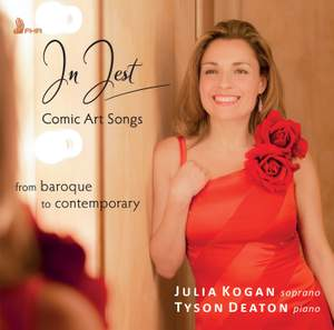 In Jest - Comic Art Songs from baroque to contemporary