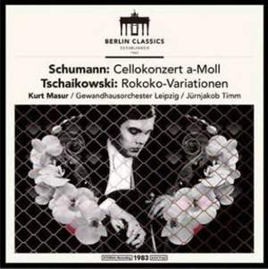 Schumann: Cello Concerto & Tchaikovsky: Rococo Variations - Vinyl Edition