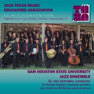 2016 Texas Music Educators Association (TMEA): Sam Houston State University Jazz Ensemble (Live)