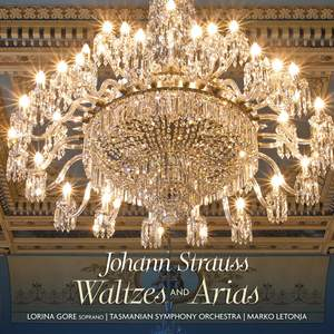 Johann Strauss: Waltzes and Arias Product Image
