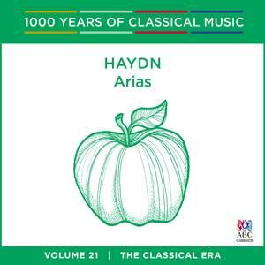 Haydn - Arias : Vol. 21 Product Image