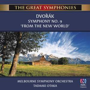 Dvorak - Symphony No. 9 'From the New World': Vol. 49 Product Image