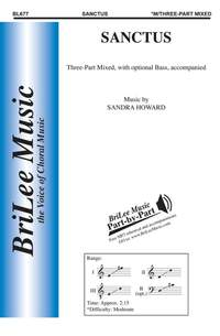Sandra Howard: Sanctus