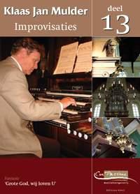 Klaas Jan Mulder: Improvisaties 13