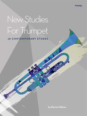 Darren Fellows: New Studies For Trumpet