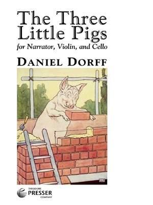 Daniel Dorff: The Three Little Pigs