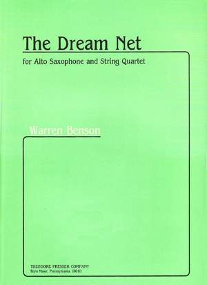 Warren Benson: The Dream Net