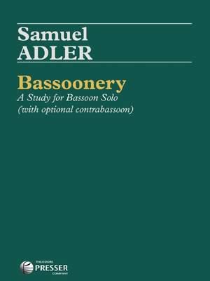 Samuel Adler: Bassoonery
