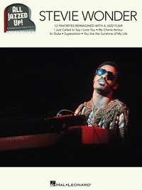 Stevie Wonder: Stevie Wonder - All Jazzed Up!