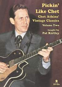 Pat Kirtley: Pickin' Like Chet - Chet Atkins Vintage Classics 2