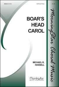 Michael R. Hassell: Boar's Head Carol
