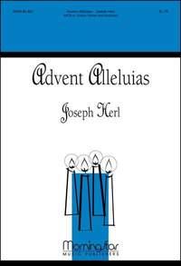 Joseph Herl: Advent Alleluias
