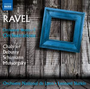 Ravel: Orchestral Works, Vol. 3 Product Image