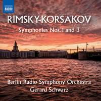 Rimsky Korsakov: Symphonies Nos. 1 & 3