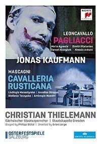 Mascagni: Cavalleria Rusticana & Leoncavallo: Pagliacci (DVD)