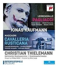 Mascagni: Cavalleria Rusticana & Leoncavallo: Pagliacci (Blu-ray)
