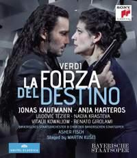 Verdi: La forza del destino (Blu-ray)