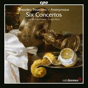 anon.: Six Concertos