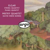 Elgar: String Quartet, Piano Quintet