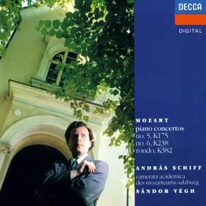 Mozart: Piano Concertos Nos. 5 & 6