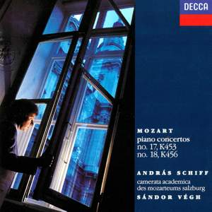 Mozart: Piano Concertos Nos. 17 & 18