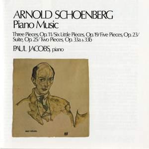 Schoenberg: Piano Music Product Image