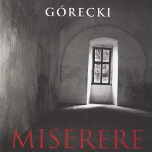 Górecki: Miserere