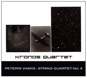 Vasks: String Quartet No. 4