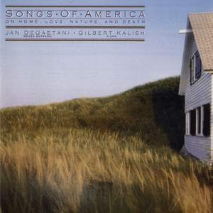 Songs Of America: On Home, Love, Nature, and Death Product Image