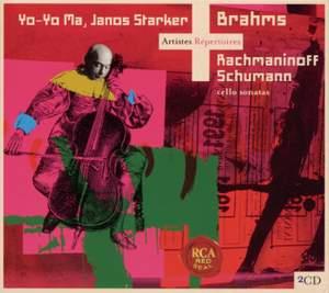 Brahms, Schumann & Rachmaninov: Chamber Music