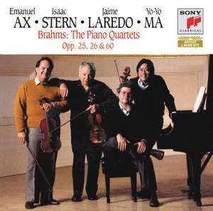 Brahms: Piano Quartets (Remastered)