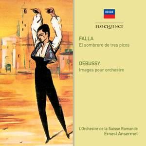 Ernest Ansermet conducts Falla & Debussy
