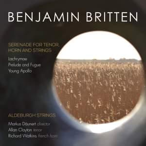 Britten: Serenade for Tenor, Horn and Strings