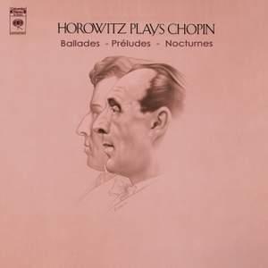 Chopin: Ballades, Preludes and Etudes (Volume 2)