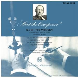 Igor Stravinsky - Meet the Composer