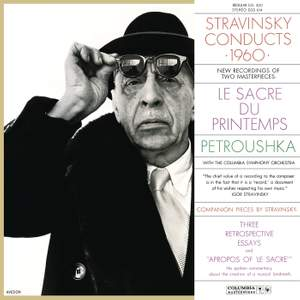 Stravinsky Conducts 1960 - The Rite of Spring & Petrushka
