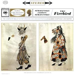 Stravinsky conducts Stravinsky: The Firebird