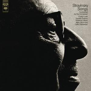 Stravinsky: Songs