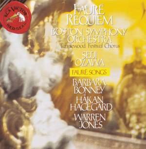 Fauré: Requiem & Songs