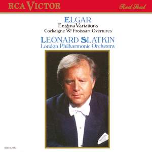 Elgar: Enigma Variations, Cockaigne & Froissart Overtures