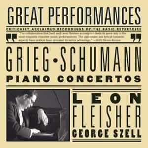 Grieg and Schumann: Piano Concertos