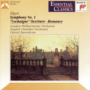 Elgar: Symphony No.1, 'Cockaigne' Overture & Romance