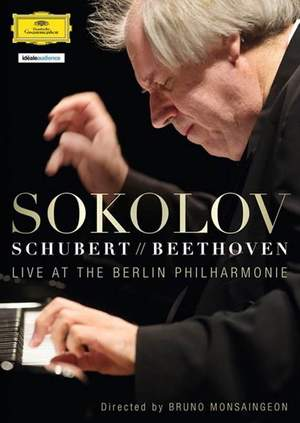 Grigory Sokolov: Live at the Berlin Philharmonie Product Image