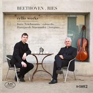 Beethoven & Ries: Cello Works Product Image