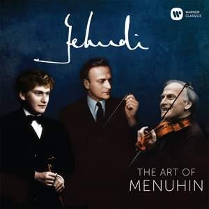 Yehudi – The Art of Menuhin