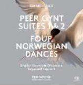 Grieg: Peer Gynt Suites 1 & 2 & Four Norwegian Dances