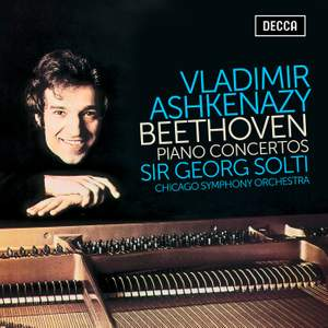 Beethoven: Piano Concerto No. 1 in C major, Op. 15, etc.