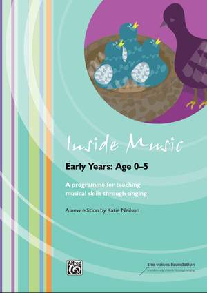 Inside Music: Early Years (0-5) New Revised Edition Product Image